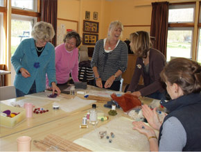 Felting course
